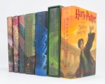There are few gifts better than a box set edition of the Harry Potter series.
